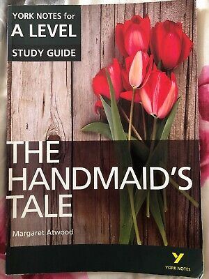 The Handmaid's Tale: York Notes for A-level by Pearson