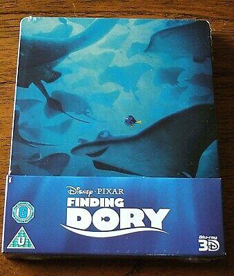 Finding Dory 3-Disc 3D Blu Ray/Blu Ray/Blu Ray Bonus Disc