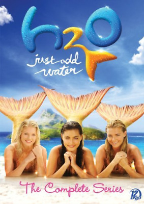 H2O: JUST ADD WATER - THE COMPLETE SERIES (12PC) (US IMPORT)