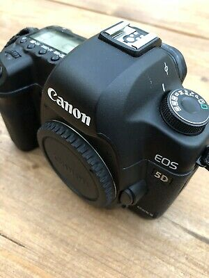 Canon B007 EOS 5D Mark II 21.1MP Digital SLR Camera Body