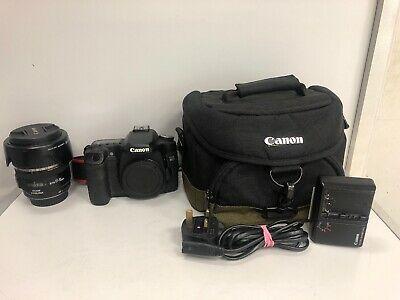 Canon EOS 50D 15.1MP Digital SLR Camera With Canon mm