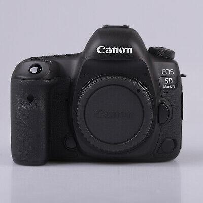 Canon EOS 5D Mark IV Body Only (MK IV) Digital SLR Cameras