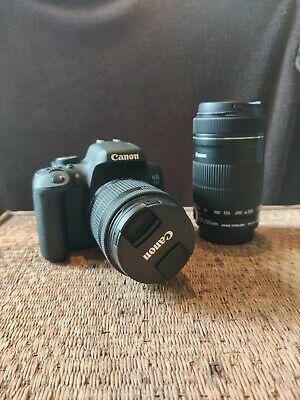 Canon EOS Rebel T6i / eos 750D 24.2MP Digital SLR Camera