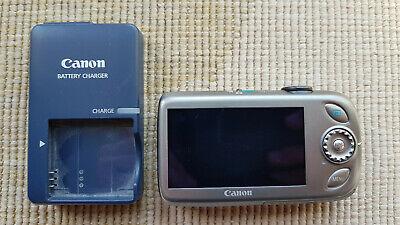 Canon IXUS 110 IS Digital Camera 12.1 MP, 4.0x Optical Zoom