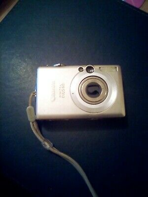 Canon IXUS 60 / PowerShot Digital ELPH SDMP Digital