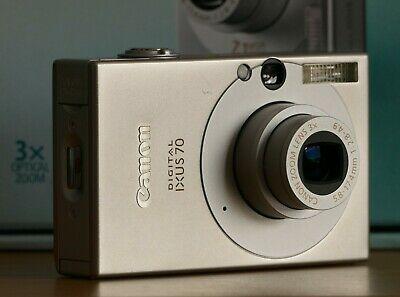 Canon IXUS MP Digital Camera - Silver
