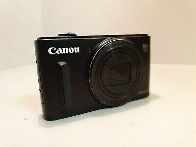 Canon PowerShot SX610 HS 20.2MP Digital Camera - Black *