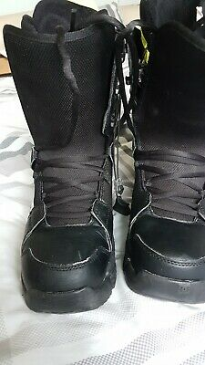 DC SNOWBOARD BOOTS SIZE9.5