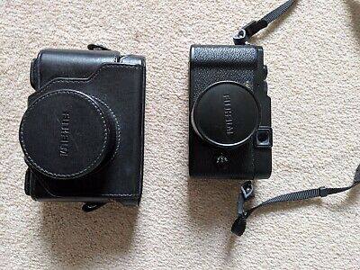 Fujifilm FinePix X Series XMP Digital Camera - Black.