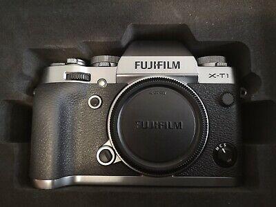 Fujifilm X–TMP Mirrorless Digital Camera - (Body