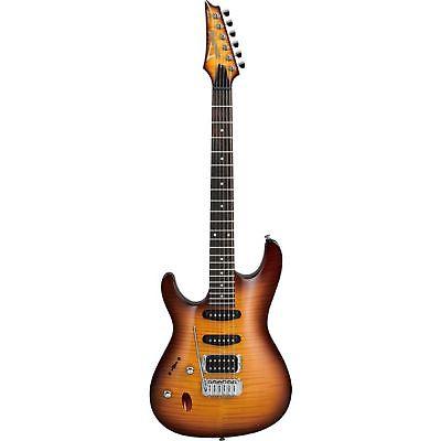 Ibanez Electric Guitar Mancina SA160FML-BBT Brown Sunburst