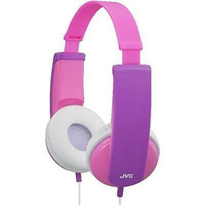 JVC Tiny Phones Kids Stereo Headphones with Volume Limiter -