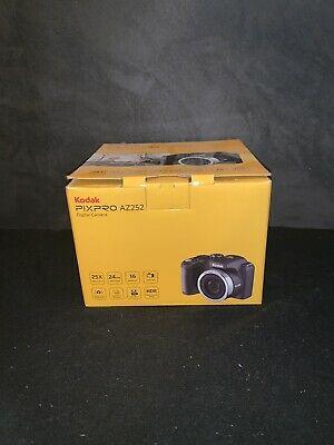 Kodak PIXPRO AZ252 Astro Zoom Bridge Camera inc 16GB SD