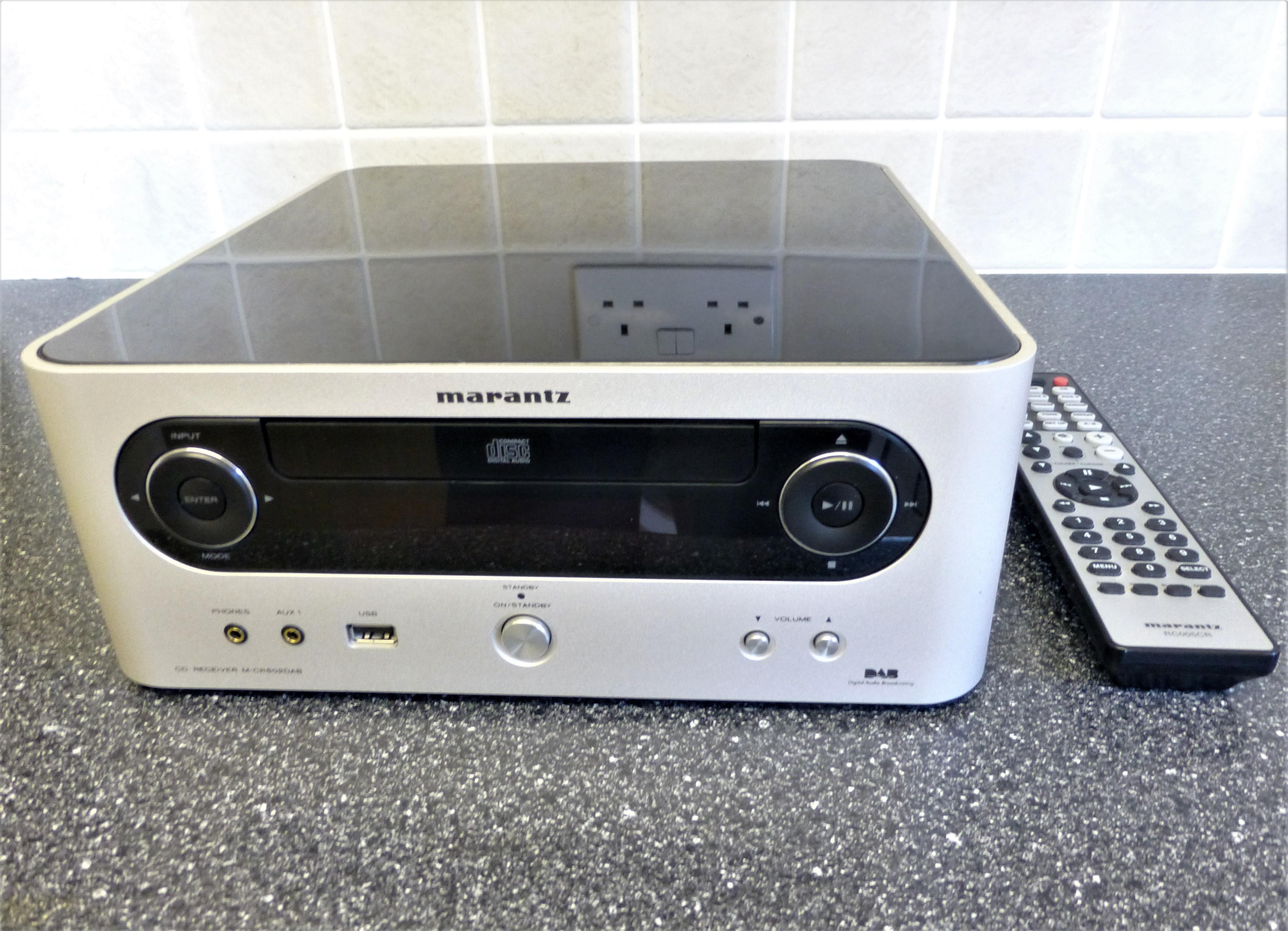 Marantz CD Receiver
