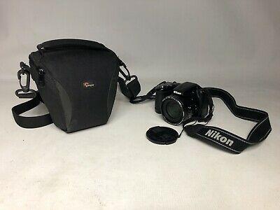 Nikon COOLPIX LMP mm Digital Camera - Black