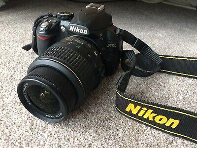 Nikon D D Digital SLR Camera