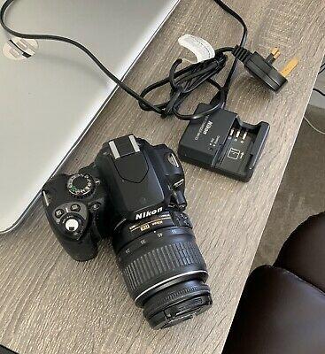 Nikon D DMP Digital SLR Camera with mm Lens -