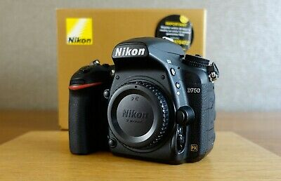 Nikon D750 DSLR 24.3mp Camera Body Only + Many accessories