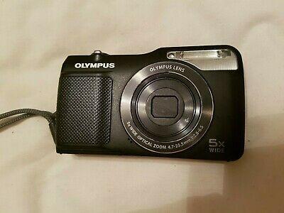 Olympus V Series VG-MP Digital Camera - Black