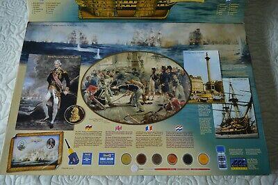 REVELL - HMS Victory 200 years Battle of Trafalgar Set: kit