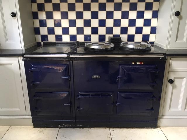 Reduced: 4 oven gas AGA
