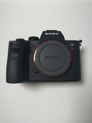 Sony Alpha A7R III A7R MP Digital Camera - Black (Body