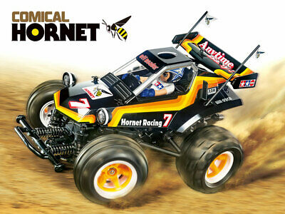 Tamiya  Comical Hornet WR02CB RC Kit - DEAL BUNDLE with