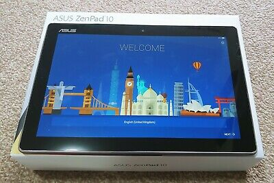 ASUS ZenPad GB, 2GB RAM, 1.3GHz Quad Core, Wi-Fi, 10.1