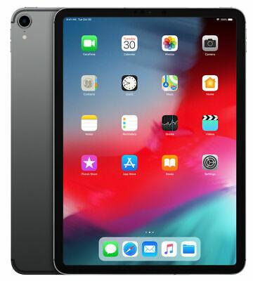 Apple iPad Pro 3rd Gen. 64GB, Wi-Fi + Cellular (Three), 11in