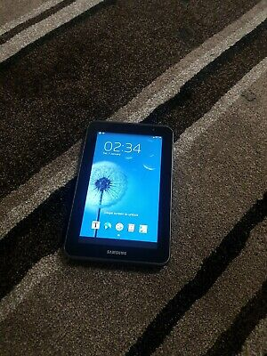 """Samsung Galaxy Tab 2, 7"""", GT-PGB, ~ SPARES OR REPAIR"""