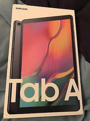 Samsung Galaxy Tab A (GB, Wi-Fi, 10.1in - Black New