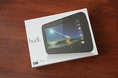 "TESCO HUDL ANDROID TABLET Wi-Fi BLACK 7"" 16GB QUAD-CORE"