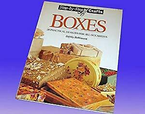 Boxes: 20 Practical Designs for All Occasions (Step-by-step