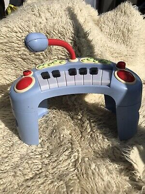 Children Musical Piano With Microphone Keyboard Early