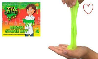 DIY Play Science Educational Own Kids Slime Kit Make