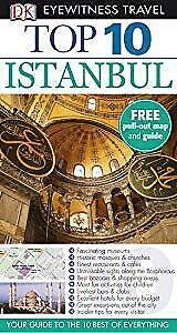 DK Eyewitness Top 10 Travel Guide: Istanbul, Shales,