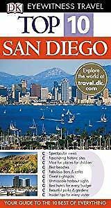 DK Eyewitness Top 10 Travel Guide: San Diego, Pamela L.