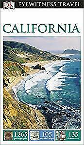 DK Eyewitness Travel Guide: California (Eyewitness Travel