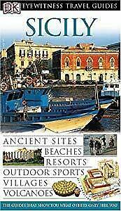 DK Eyewitness Travel Guide: Sicily, Ardito, Fabrizio, Used;