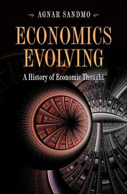 Economics Evolving A History of Economic Thought by Agnar