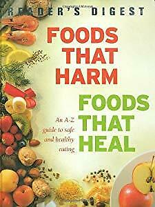 Foods That Harm, Foods That Heal (Readers Digest) (Readers