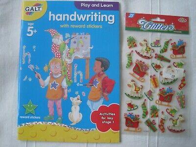 Galt Toys Play & Learn Handwriting Book Age 5+ reward