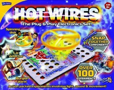 John Adams  Hot Wires Educational Toy a few pieces