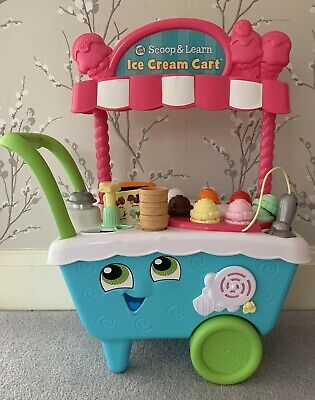 LeapFrog: Scoop & Learn Ice Cream Cart [Toy]