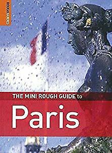 The Mini Rough Guide to Paris (Rough Guide Miniguides),