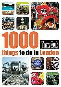 Things to Do in London (Time Out Things to Do in