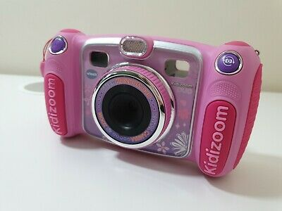 VTech Kidizoom Duo Camera, Pink