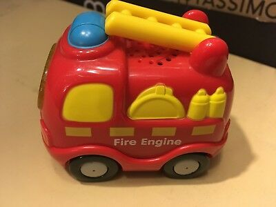 Vtech Baby Toot-Toot fire engine
