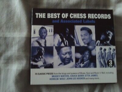 BEST OF CHESS RECORDS 3CD