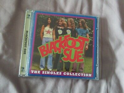 BLACKFOOT SUE THE SINGLES COLLECTION CD